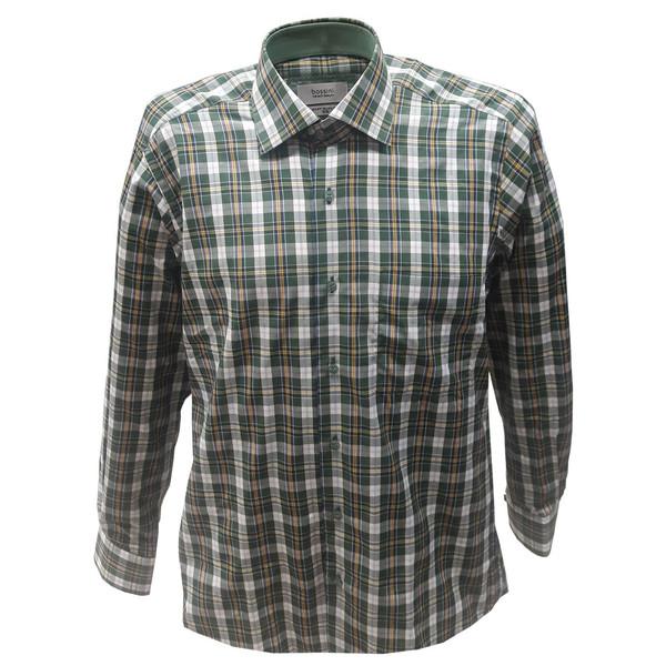 پیراهن مردانه بوسینی کد 4KH-44