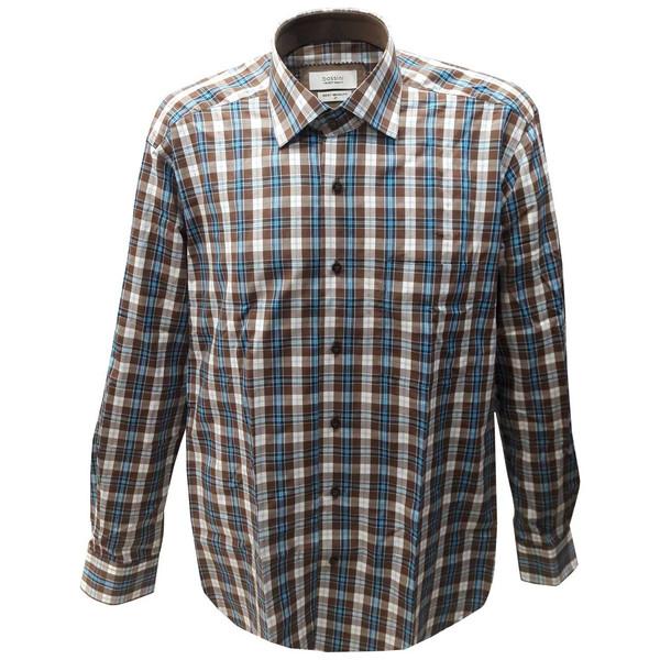 پیراهن مردانه بوسینی کد 4KH-45