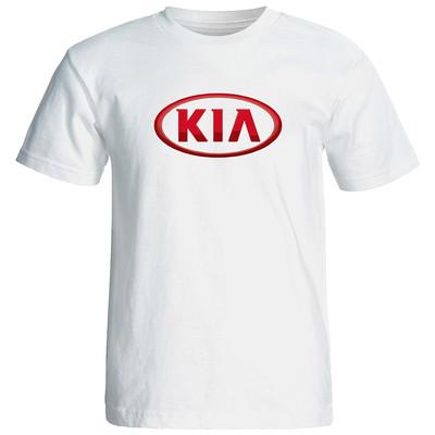 تی شرت آستین کوتاه مردانه طرح کیا کد 1537