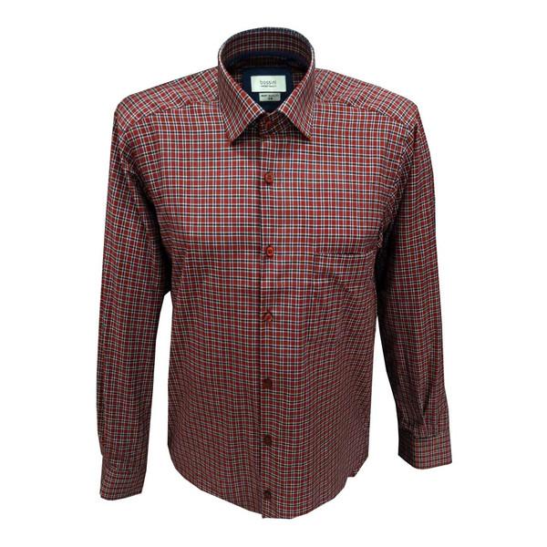 پیراهن مردانه بوسینی کد 4KH-70