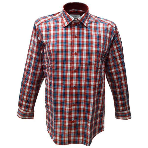 پیراهن مردانه بوسینی کد 4KH-46