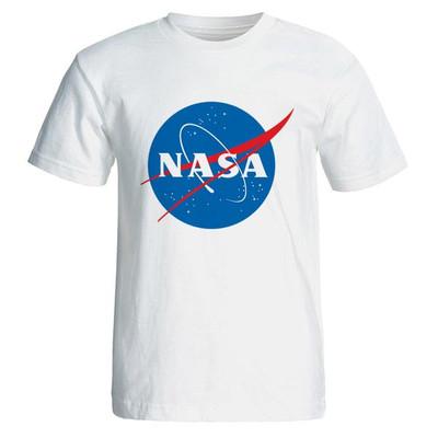 تیشرت زنانه طرح ناسا کد 3911