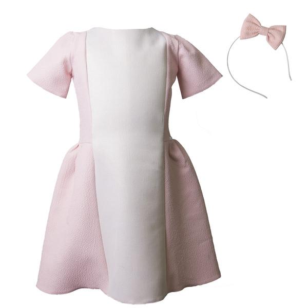 پیراهن دخترانه اوژن مهرک ایرانیان مدل 721011-d