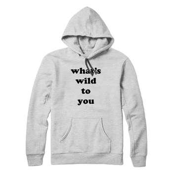 هودی زنانه طرح wild کد 144
