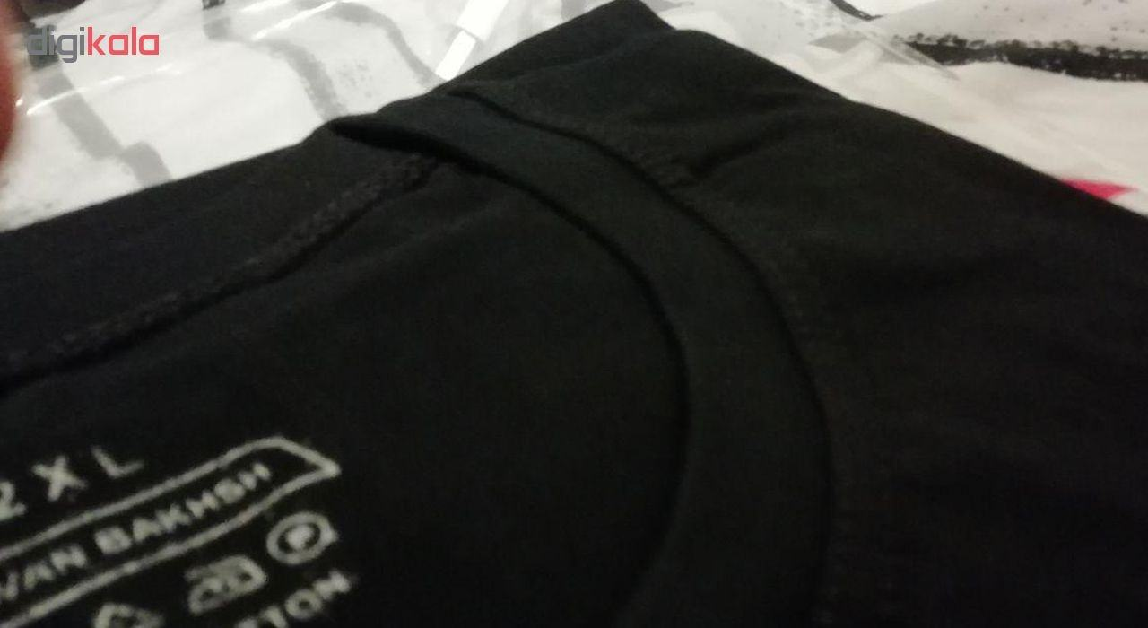 تی شرت مردانه فلوریزا مدل ساده بدون طرح  کد Tshirt 001M تیشرت main 1 1