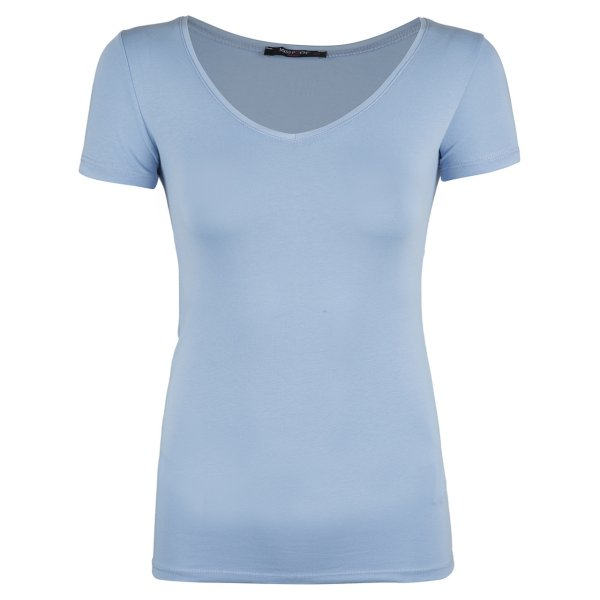 تیشرت زنانه میس پوئم مدل 5666xs