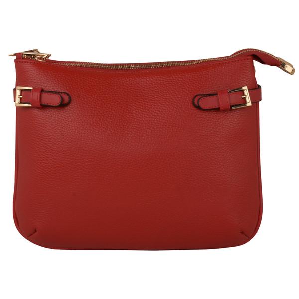 کیف دوشی زنانه پارینه چرم مدل PLV174-2-1568