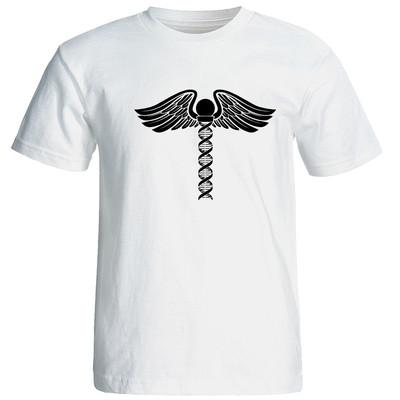 تصویر تی شرت مردانه طرح داروسازی کد 17059