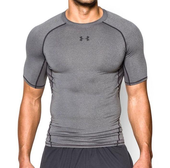 تی شرت ورزشی مردانه آندر آرمور مدل HeatGear Armour Compression کد 090-1257468 -  - 3