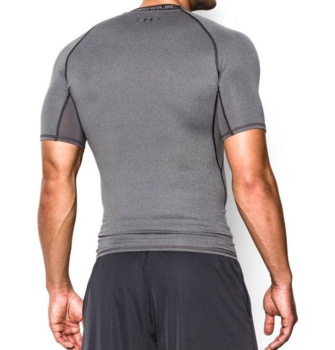 تی شرت ورزشی مردانه آندر آرمور مدل HeatGear Armour Compression کد 090-1257468 -  - 4
