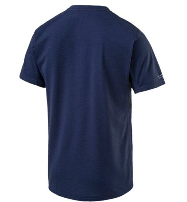 تی شرت آستین کوتاه مردانه پوما مدل Run Tee -  - 2