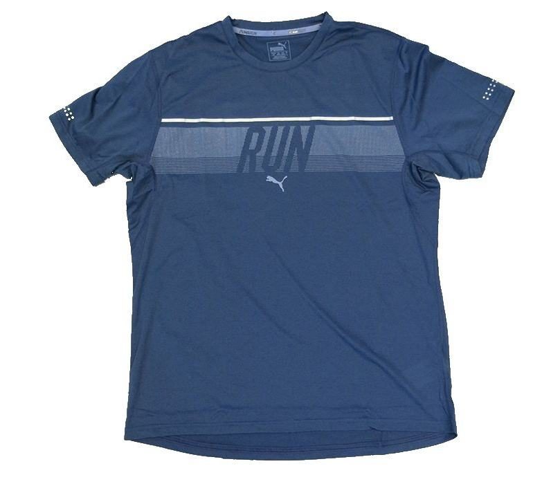تی شرت آستین کوتاه مردانه پوما مدل Run Tee -  - 3
