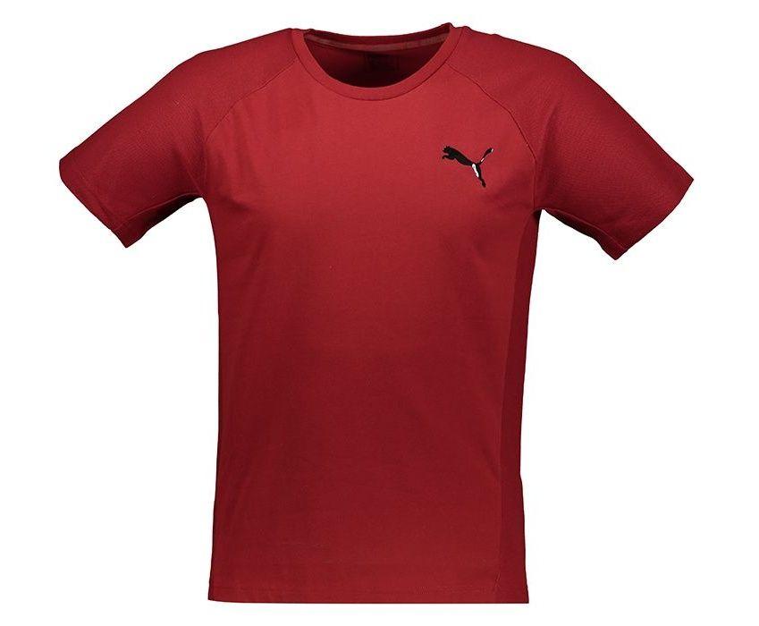 تی شرت آستین کوتاه مردانه پوما مدل Evostripe Move -  - 1