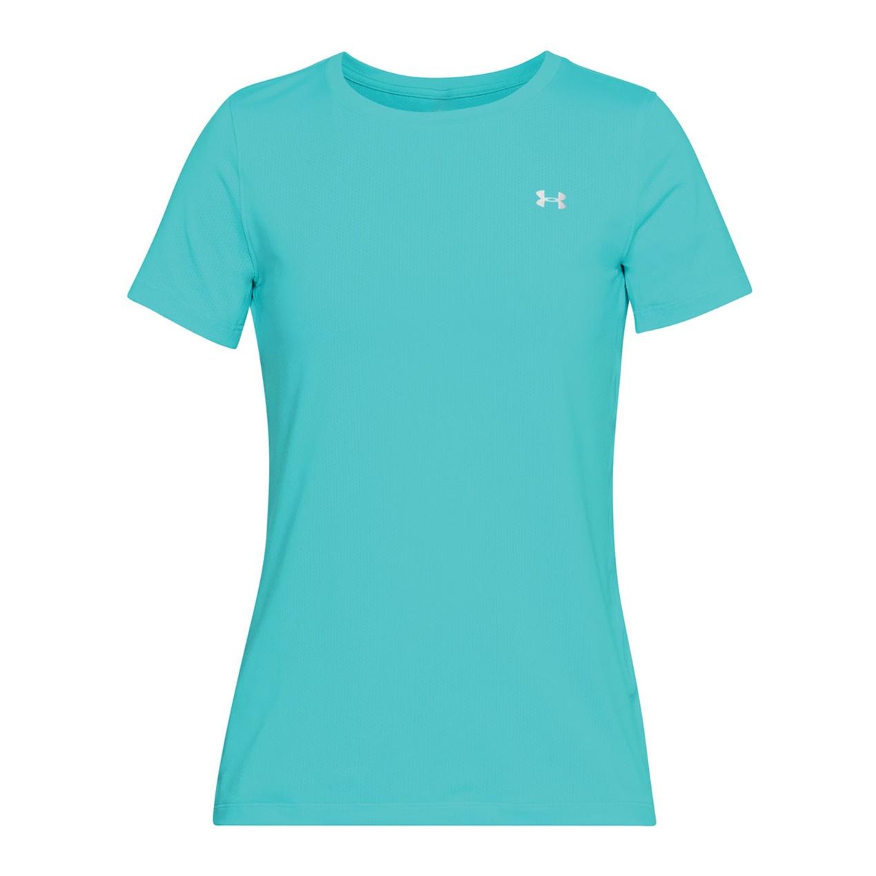 تصویر تی شرت ورزشی زنانه آندر آرمور مدل HeatGear