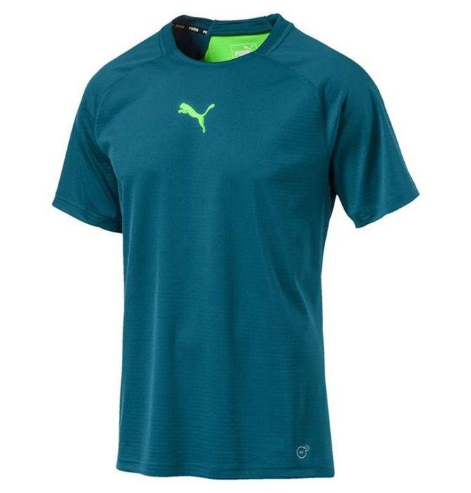 تی شرت آستین کوتاه مردانه پوما مدل ftblNXT PWRCOOL -  - 1
