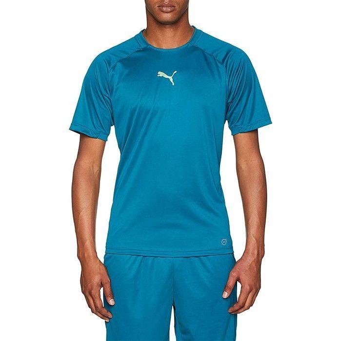 تی شرت آستین کوتاه مردانه پوما مدل ftblNXT PWRCOOL -  - 2