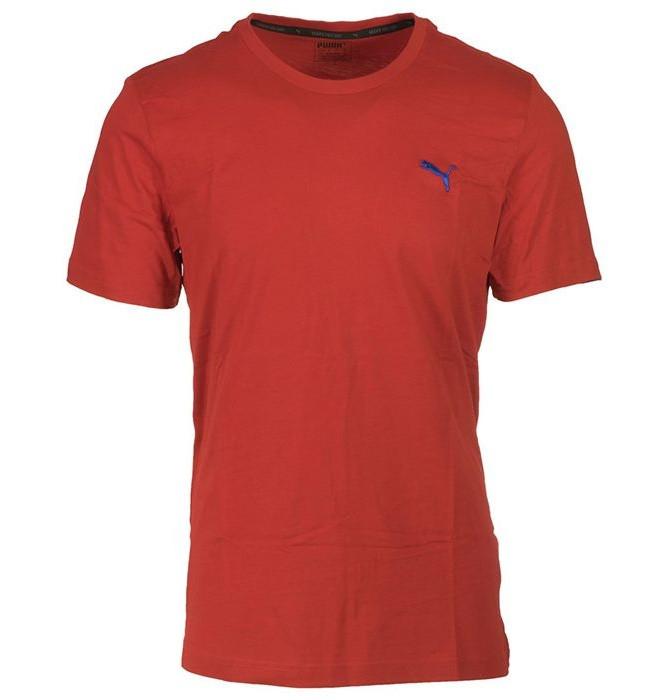تی شرت آستین کوتاه مردانه پوما مدل Essentials