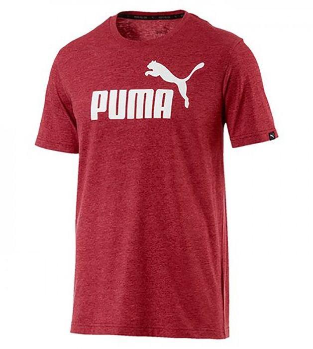 تی شرت آستین کوتاه مردانه پوما مدل No.1 Logo -  - 1
