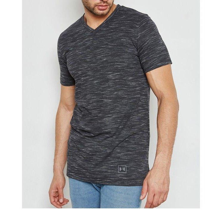 تی شرت مردانه آندر آرمور مدل Sportstyle Core V Neck Tee