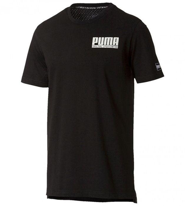 تی شرت آستین کوتاه مردانه پوما مدل STYLE Athletics -  - 1