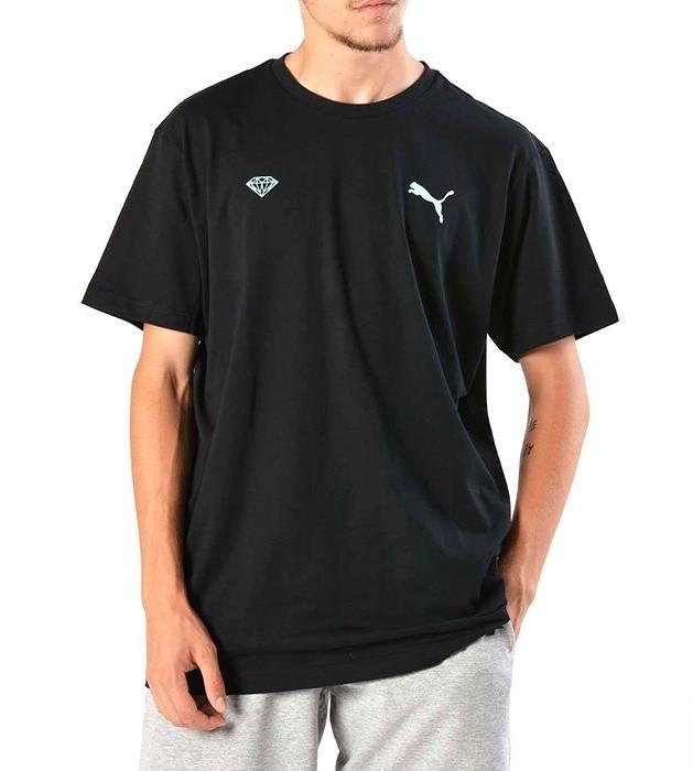 تی شرت آستین کوتاه مردانه پوما مدل STYLE Athletics