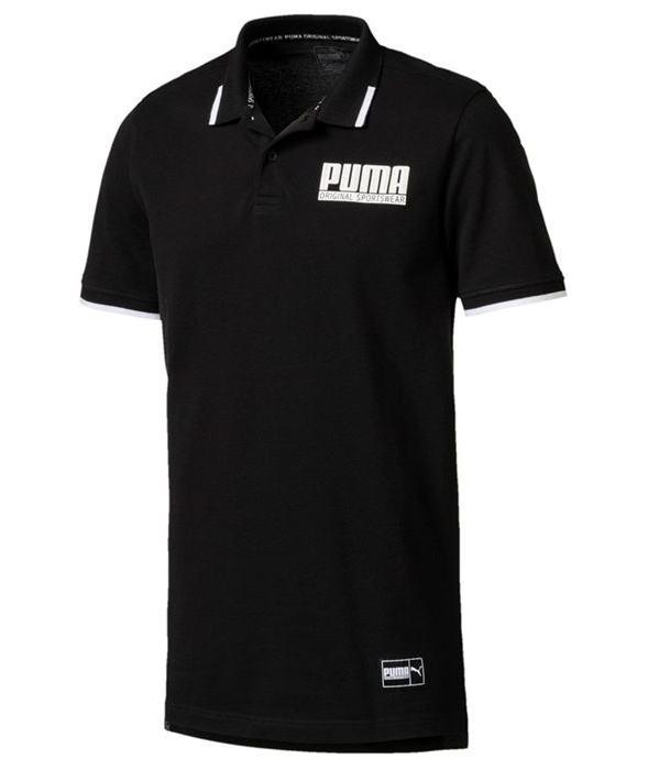 پولو شرت آستین کوتاه مردانه پوما مدل STYLE Athletics -  - 1