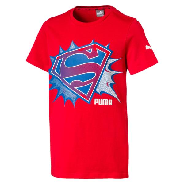 تی شرت آستین کوتاه پسرانه پوما مدل Justice League