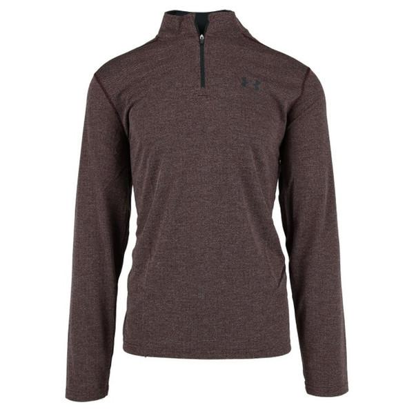 تی شرت مردانه آندر آرمور مدل THREADBORNE 1/4 ZIP