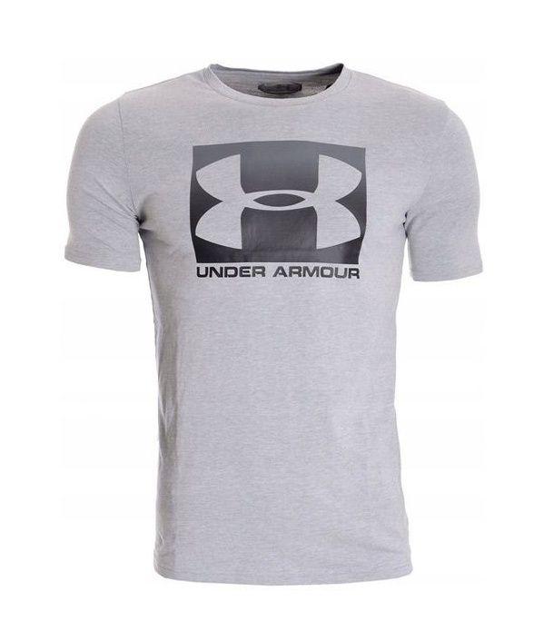 تی شرت ورزشی مردانه آندر آرمور مدل Boxed Sportstyle SS -  - 3