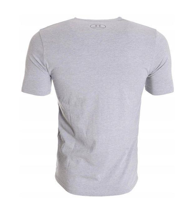 تی شرت ورزشی مردانه آندر آرمور مدل Boxed Sportstyle SS -  - 4