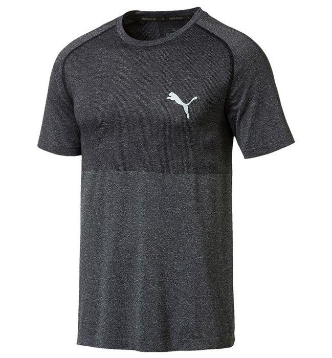تی شرت آستین کوتاه مردانه پوما مدل Evoknit -  - 1
