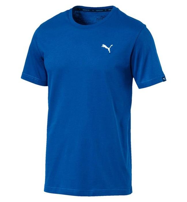 تی شرت آستین کوتاه مردانه پوما مدل Essentials -  - 1