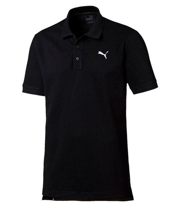 تی شرت آستین کوتاه مردانه پوما مدل Pique -  - 1