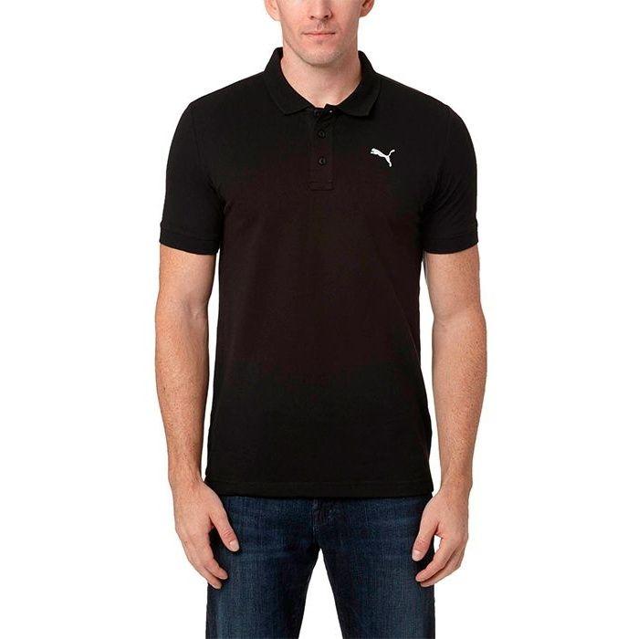 تی شرت آستین کوتاه مردانه پوما مدل Pique -  - 3