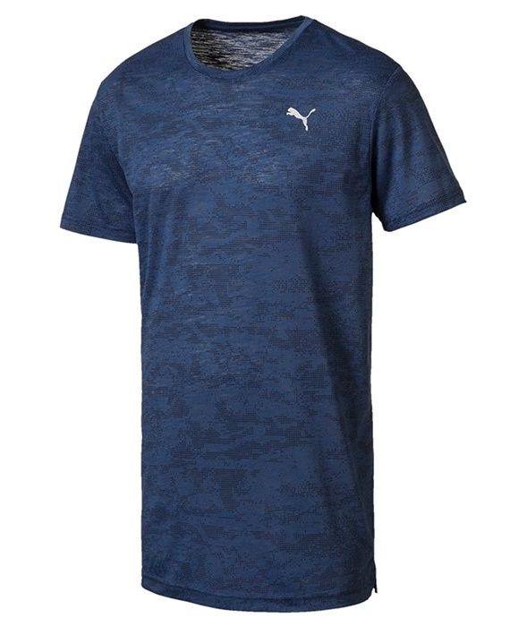 تی شرت آستین کوتاه مردانه پوما مدل DRI RELEASE GRAPH -  - 1