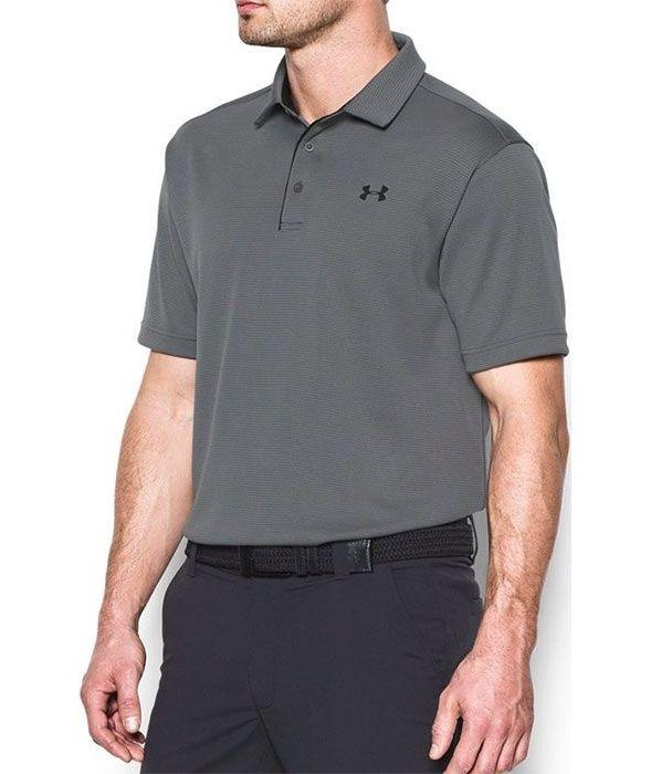 پولوشرت ورزشی مردانه آندر آرمور مدل Tech-Polo -  - 5