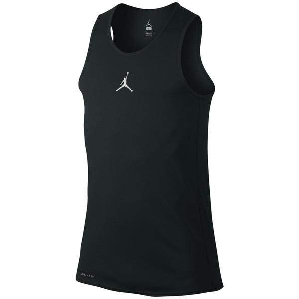 تی شرت بدون آستین ورزشی مردانه نایکی مدل Jordan Flight