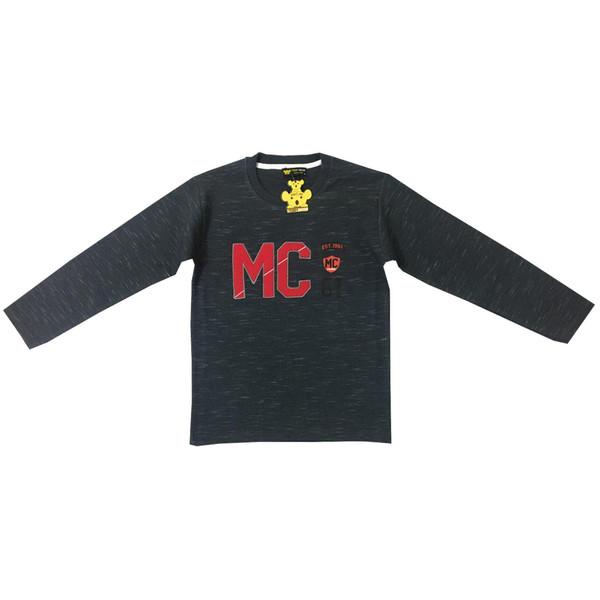 تی شرت پسرانه خرس کوچولو مدل MC کد 03