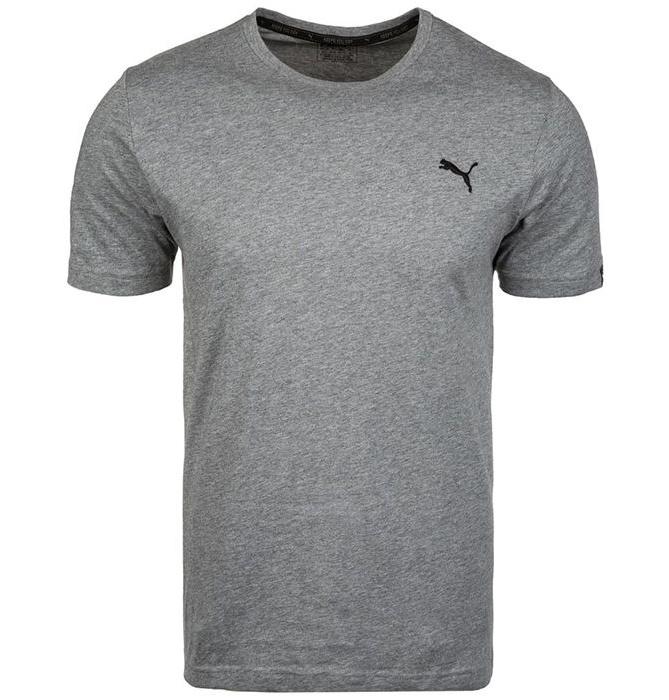 تی شرت آستین کوتاه مردانه پوما مدل Essentials -  - 2
