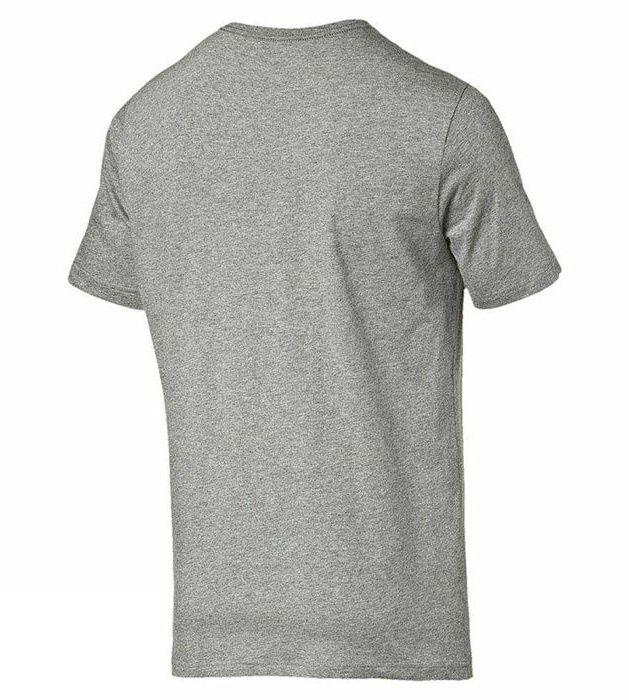 تی شرت آستین کوتاه مردانه پوما مدل Essentials -  - 3
