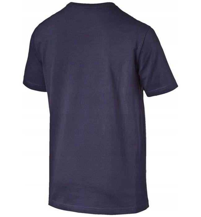 تی شرت آستین کوتاه مردانه پوما مدل No.1 Logo -  - 3