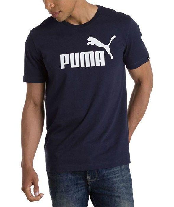 تی شرت آستین کوتاه مردانه پوما مدل No.1 Logo -  - 4