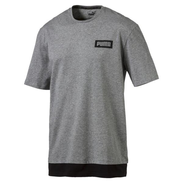 تی شرت آستین کوتاه مردانه پوما مدل Rebel