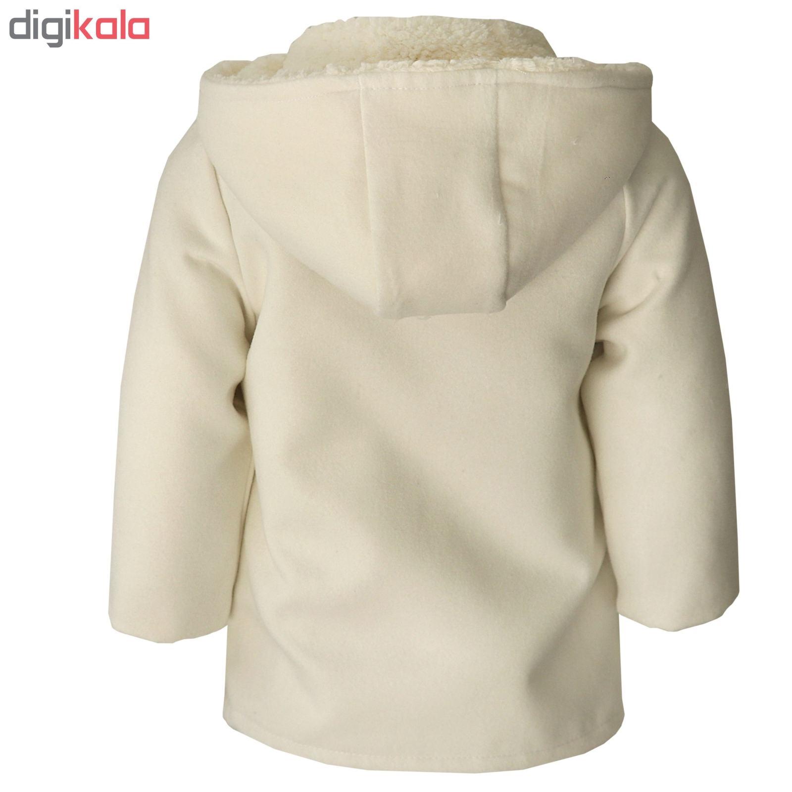 خرید اینترنتی با تخفیف ویژه کاپشن دخترانه هیلا مدل 331