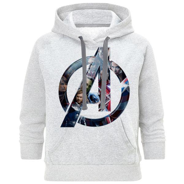هودی مردانه طرح Avengers کد A185