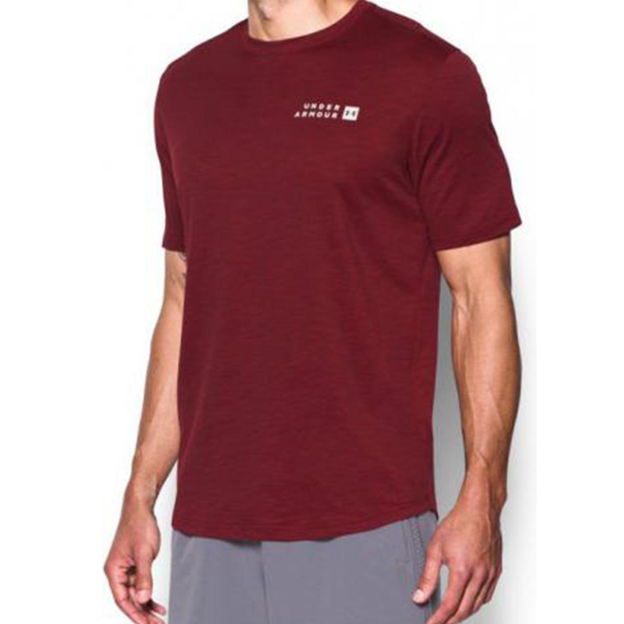 تیشرت ورزشی مردانه آندرآرمور مدل Sportstyle Core Tee - آندر آرمور