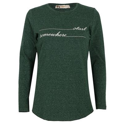 تصویر تی شرت زنانه زانتوس طرح استارت سام ور کد 310000912