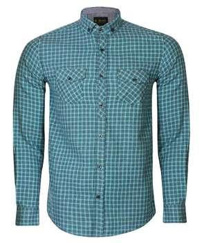 پیراهن مردانه چهارخانه آرابا کد 230067025