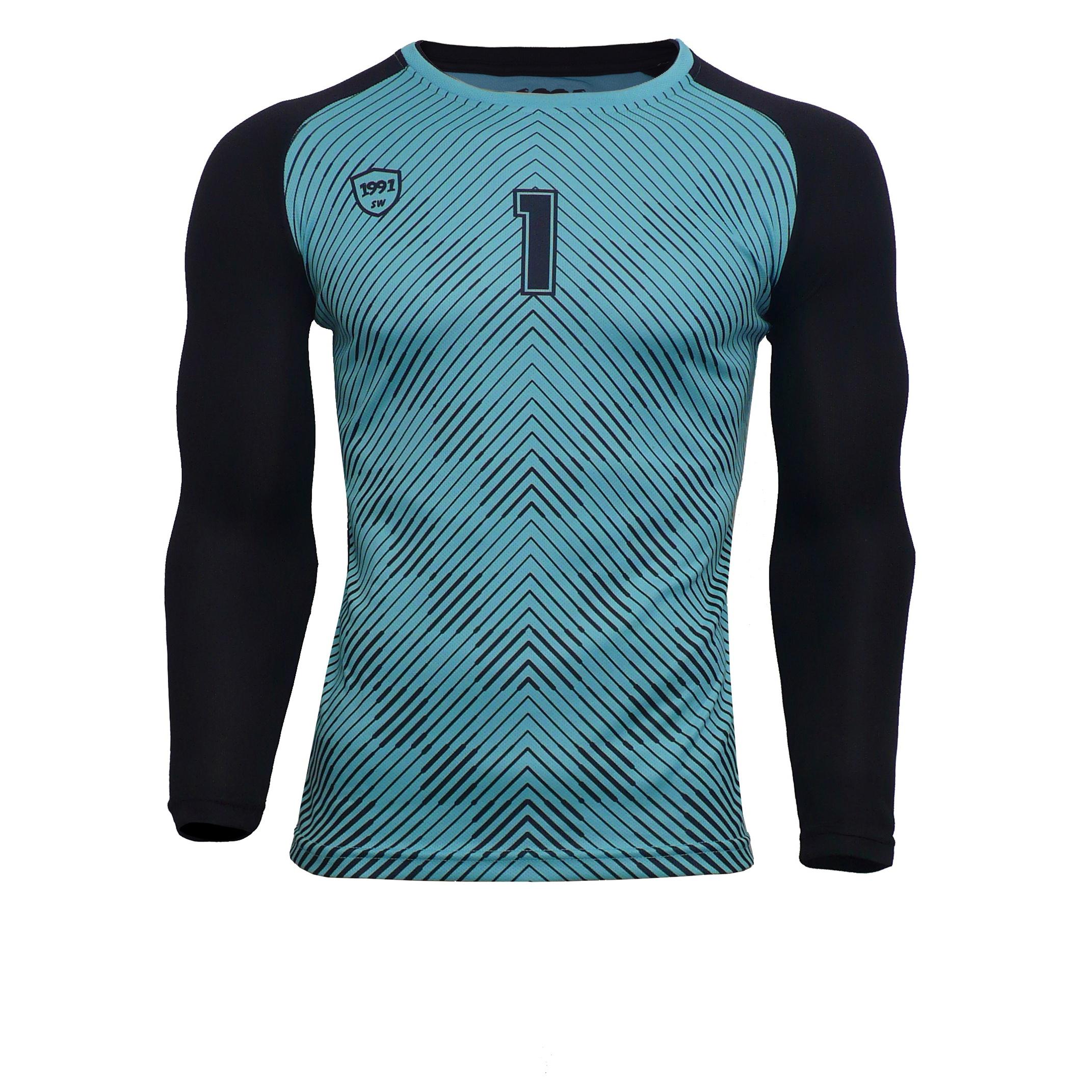 تی شرت ورزشی مردانه 1991 اس دبلیو مدل HOL Greenflash