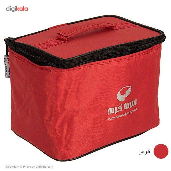 کیف عایق دار سرماگرم مدل Gole Yakh main 1 4